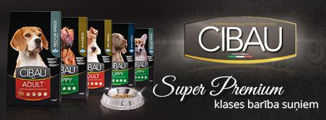 CIABU - Super premium klases barība suņiem